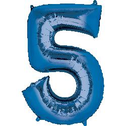 blue-foil-balloon--number-5