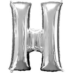 silver-foil-balloon--letter-h