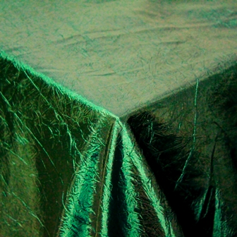 tablecloth-crushed-taffeta-green