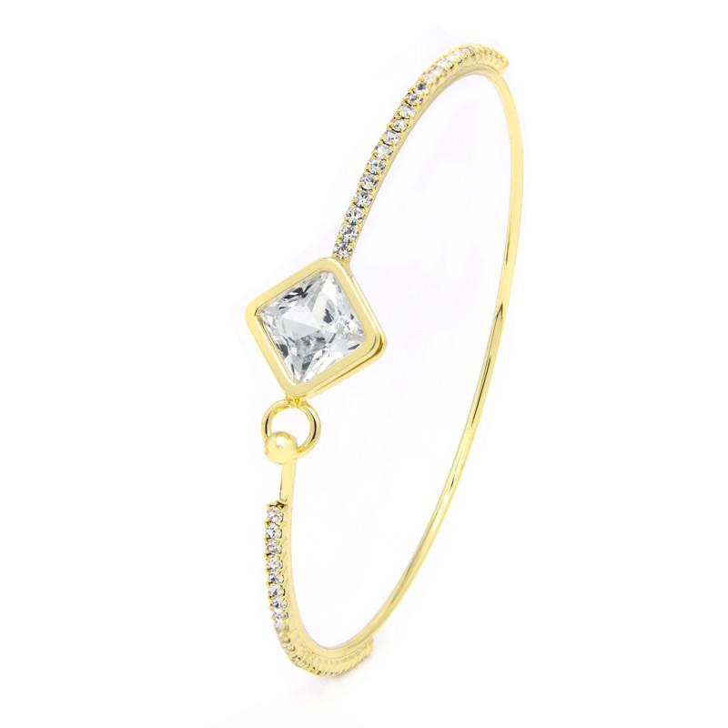 gold-tone-clip-on-bangle-with-clear-crystals