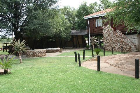 Accomodation - Main Lodge